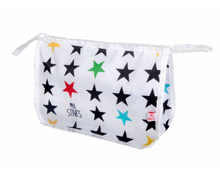 Neceser Estrellas blancas