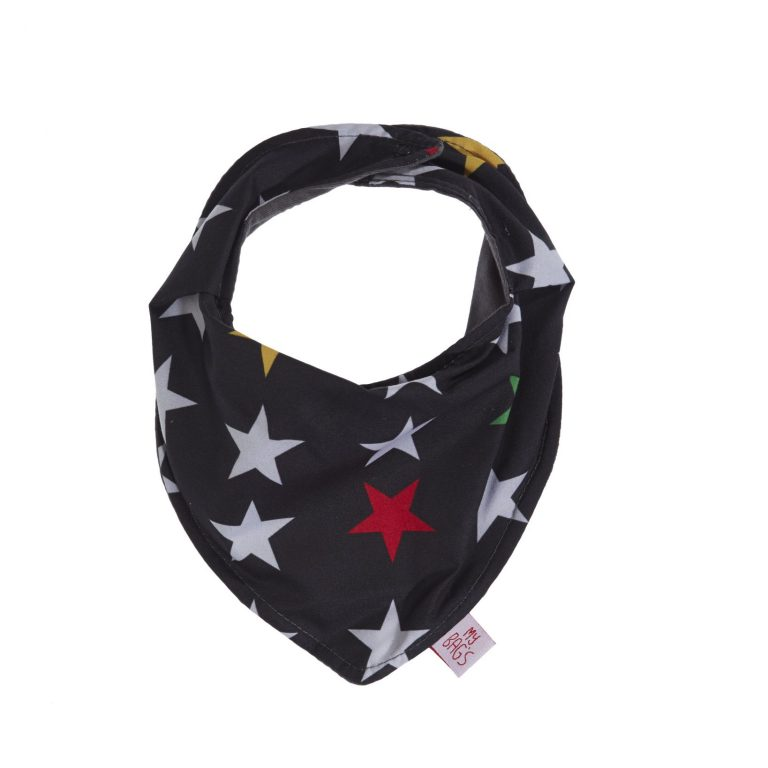 Bandana Estrellas negras