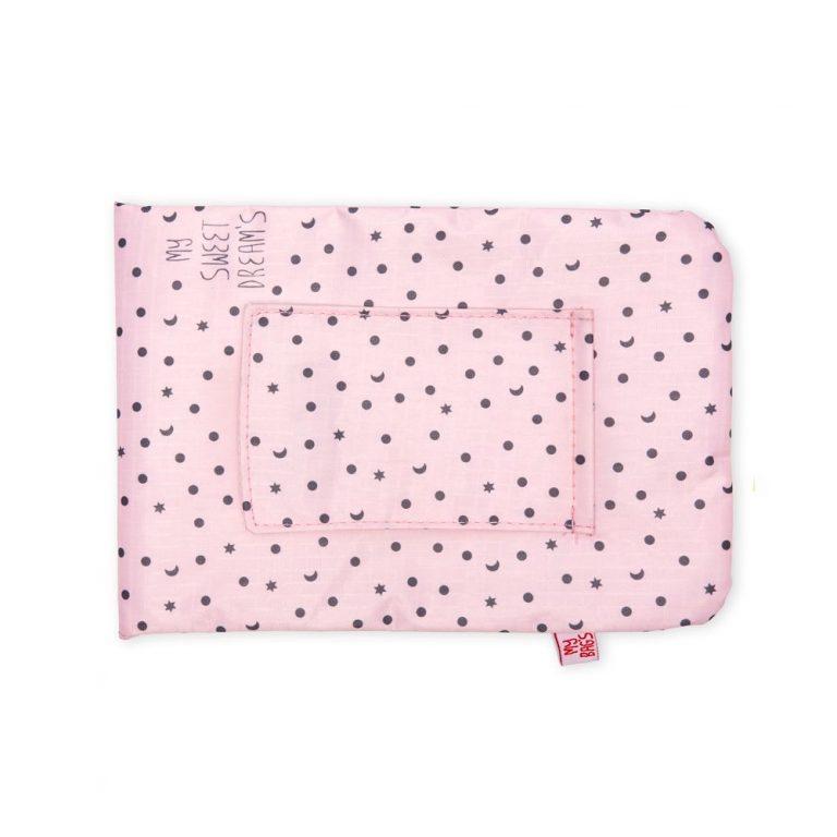 Portatoallitas swd rosa