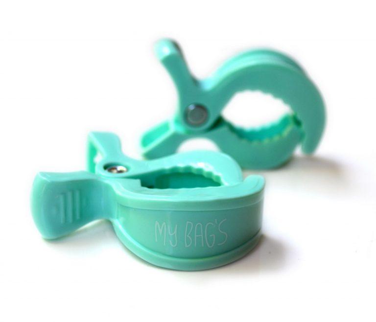 My Clips verde menta