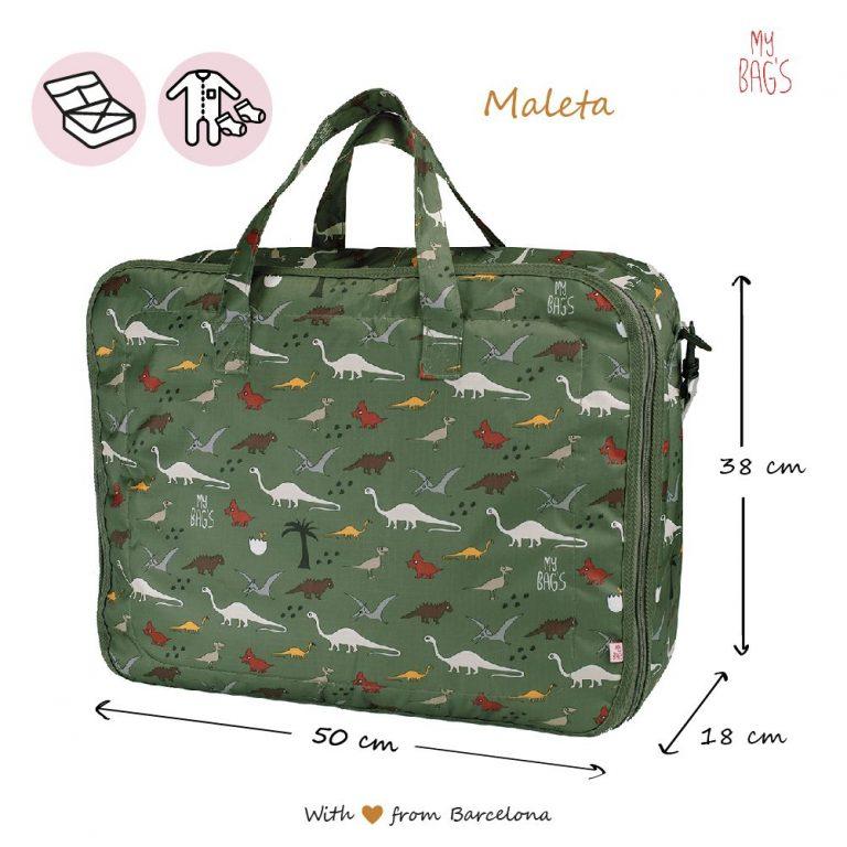 Maleta Dino's