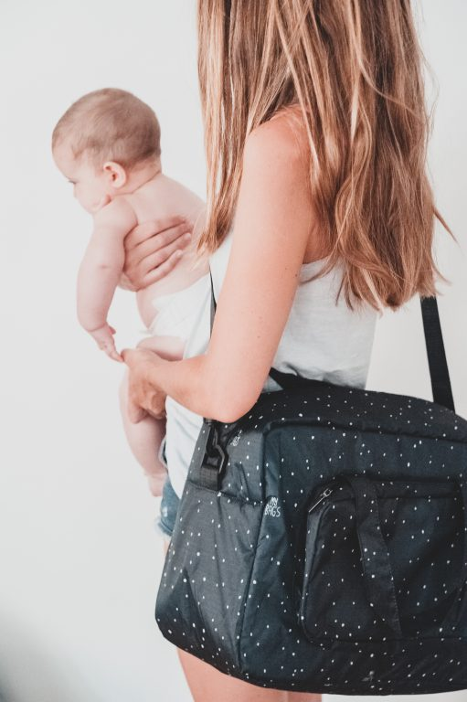 Bolsa Maternidad Confetti