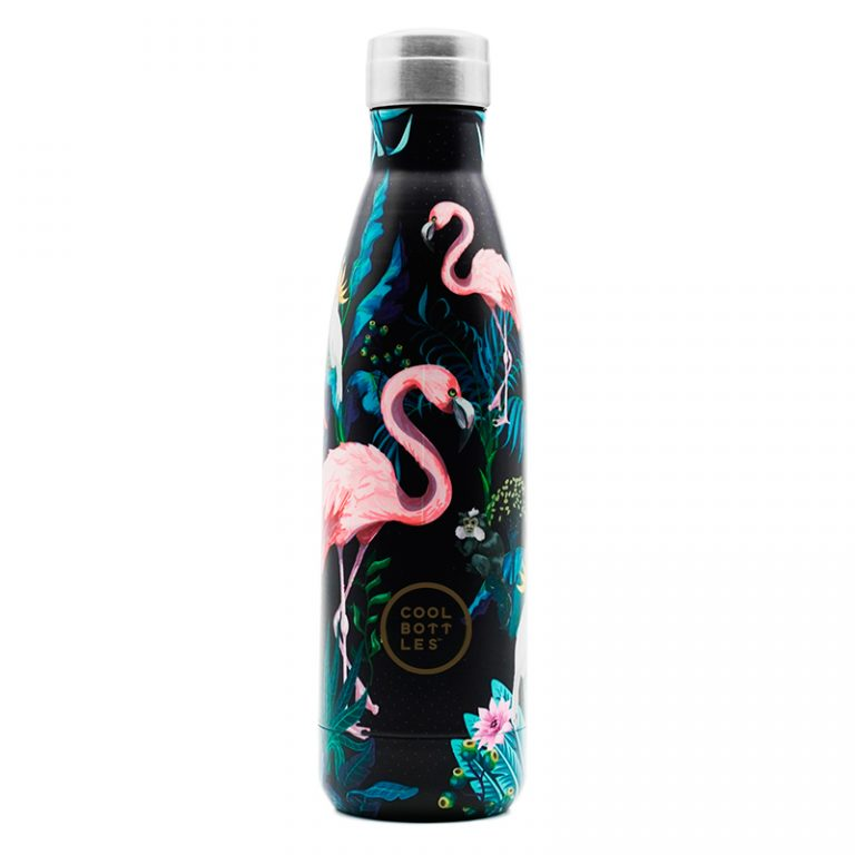 Botella térmica Tropical Flamingo