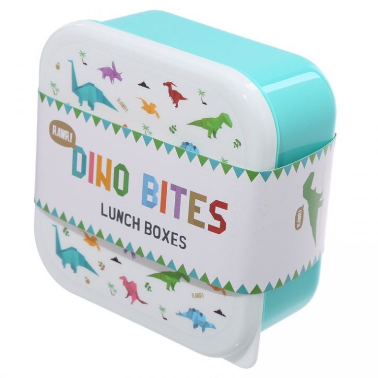 Set tuppers Dinos